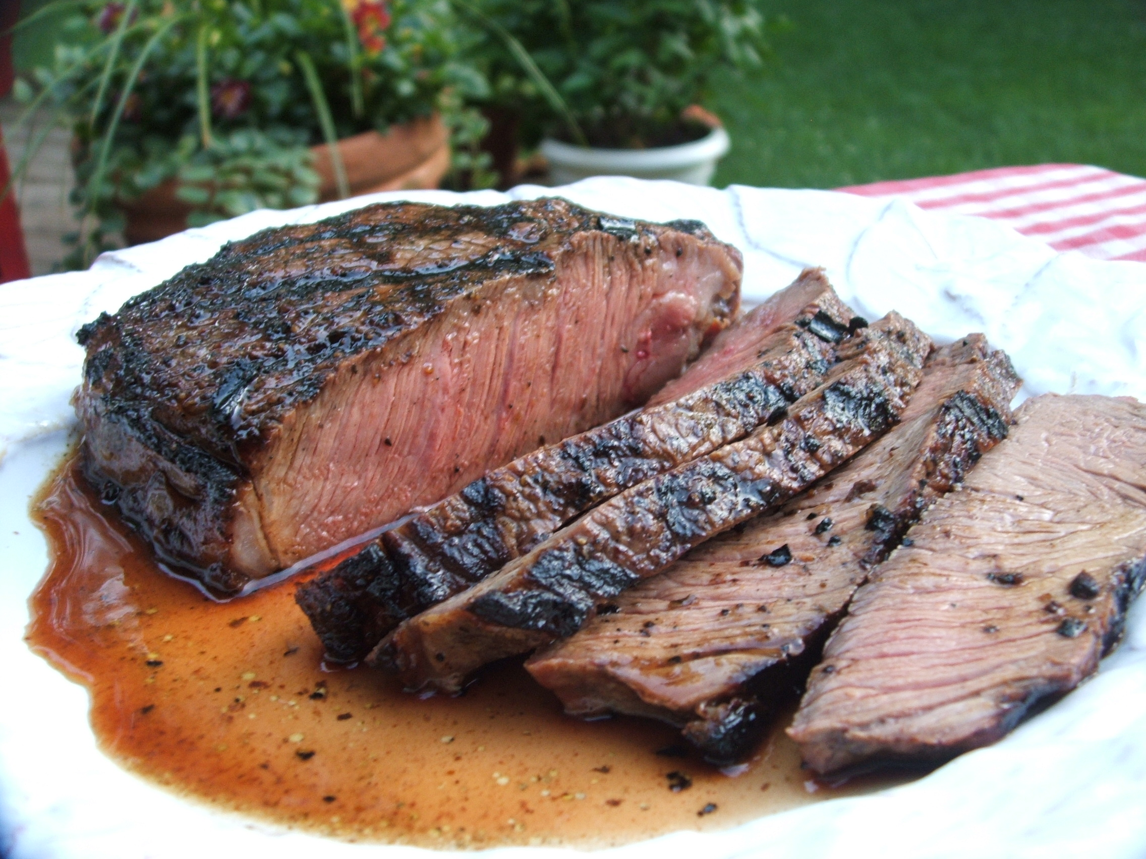 Simple Grilled Steak with Rub | Tasty Kitchen: A Happy ...