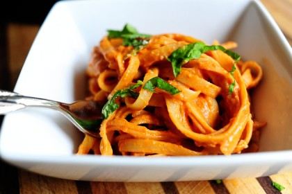Pasta with Tomato Cream Sauce | The Pioneer Woman