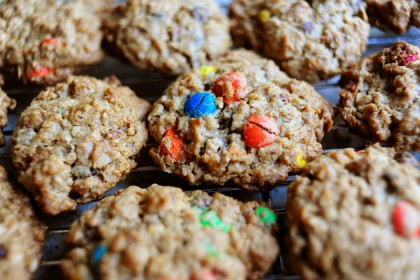 Monster Cookies The Pioneer Woman