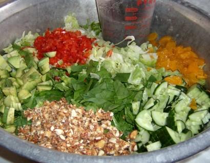 Mandarin Orange and Lettuce Salad | Tasty Kitchen: A Happy ...