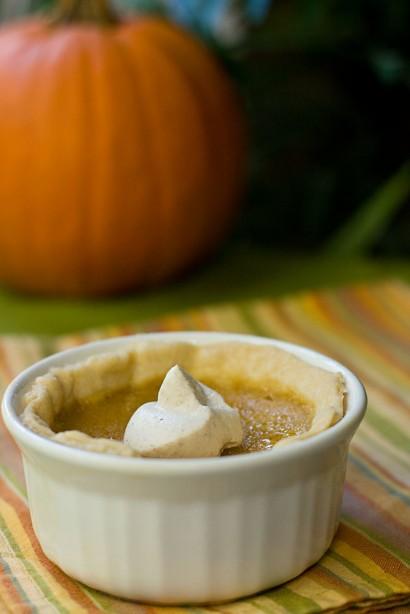 Pumpkin Pie Creme Brulee | Tasty Kitchen: A Happy Recipe Community!