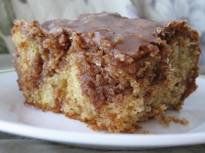 Easy Honey Cake Recipe With Coffee