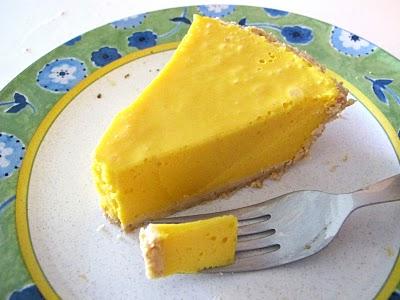Image result for Graham Frozen Mango Yogurt Pie
