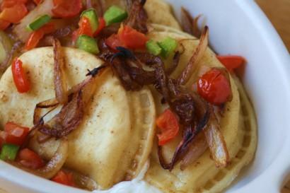 Pierogi Bake with Caramelized Onion | Tasty Kitchen: A Happy Recipe ...
