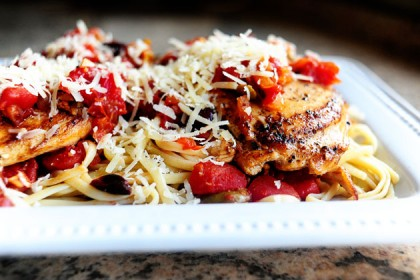 Pantry Pasta for Two | The Pioneer Woman