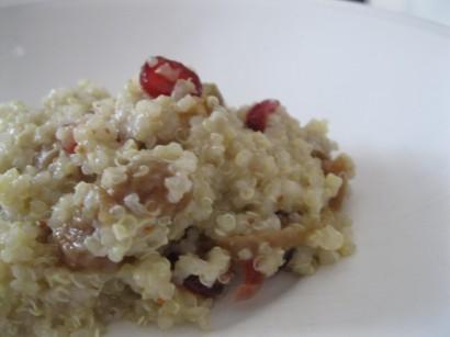 Fig and Cranberry Quinoa Porridge | Tasty Kitchen: A Happy ...