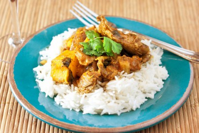how to cook lamb curry in a slow cooker