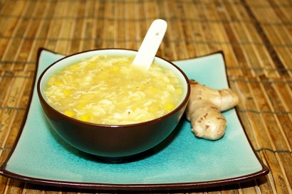 Egg Flower Soup (Who Knew It Was So Easy!) | Tasty Kitchen: A ...