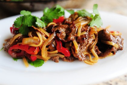Beef with Peppers | The Pioneer Woman