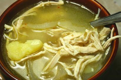 Green Chile Chicken Tortilla Soup | Tasty Kitchen: A Happy Recipe ...