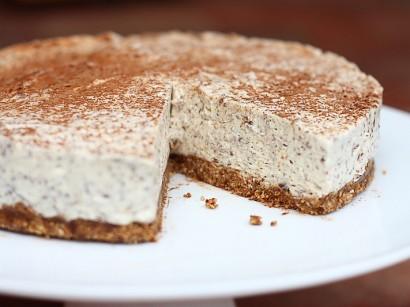 Baileys Dark Chocolate Cheesecake