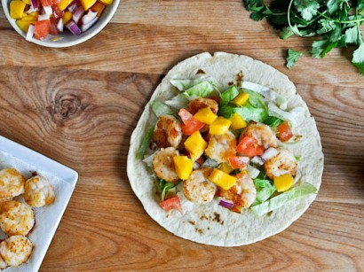 Crispy Shrimp Tacos | Tasty Kitchen: A Happy Recipe Community!