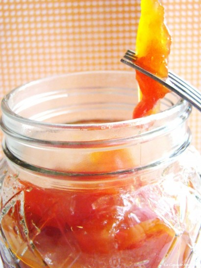how to make papaya candy