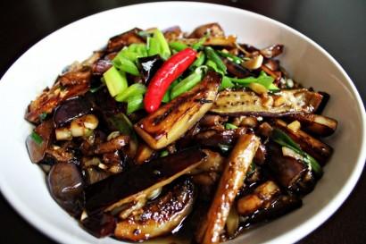Spicy schezwan eggplant tasty kitchen a happy recipe community forumfinder Gallery