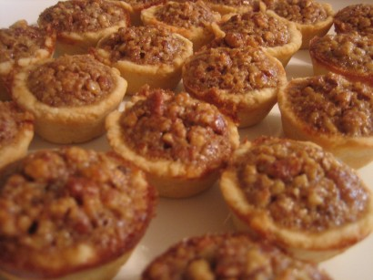 mini pecan phyllo tarts recipes dishmaps says mini phyllo pecan tarts ...