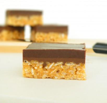 Crispy Peanut Butter Nutella Bars | Tasty Kitchen: A Happy Recipe ...