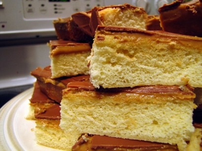Peanut Butter Tandy Cake Recipe Using Cake Mix