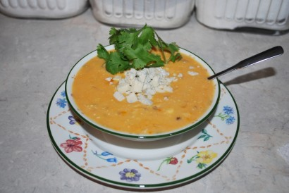 Crock Pot Buffalo Chicken Soup Tasty Kitchen A Happy Recipe
