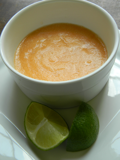 Chilled Cantaloupe Soup | Tasty Kitchen: A Happy Recipe Community!