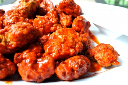 boneless buffalo chicken bites tasty kitchen a happy recipe