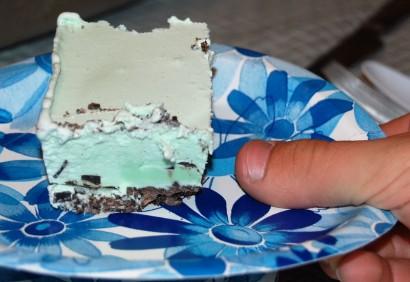 Grasshopper Ice Cream Cake Cook