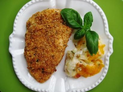 Oven-Baked Parmesan-Romano Chicken | Tasty Kitchen: A Happy Recipe ...