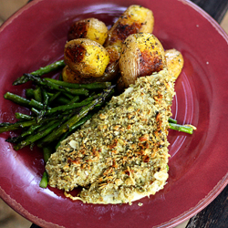 Pumpkin Seed Crusted Tilapia | Tasty Kitchen: A Happy ...