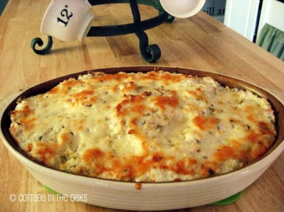 potatoes romanoff recipe
