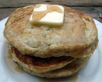 Zucchini Bread Pancakes | Tasty Kitchen: A Happy Recipe Community!
