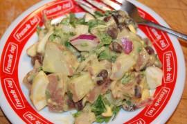 Parmesan Basil Polenta with Grilled Scallops | Tasty ...