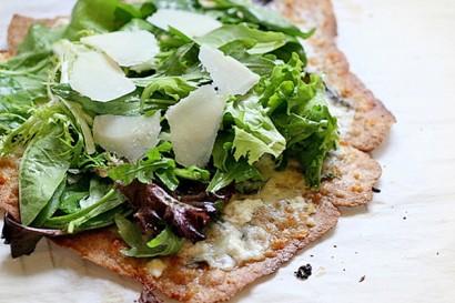 Basil & Goat Cheese Flatbread Wrap | Tasty Kitchen: A Happy Recipe ...
