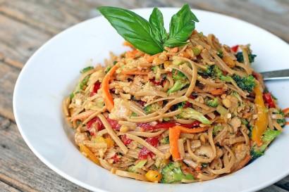Spicy Peanut Chicken Salad   Tasty Kitchen: A Happy Recipe Community!