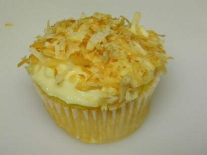Pineapple Bliss Cupcake | Tasty Kitchen: A Happy Recipe Community!