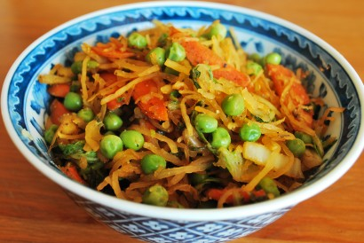 Spaghetti squash lo mein tasty kitchen a happy recipe community forumfinder Images
