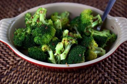 Spicy Steamed Broccoli Tasty Kitchen A Happy Recipe Community