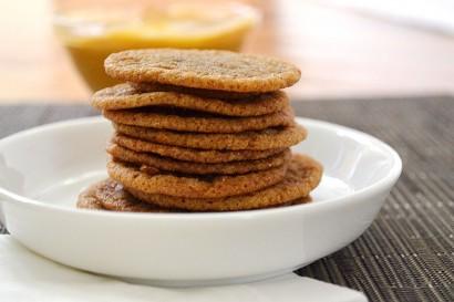 Spice cookies and pumpkin dip recipe