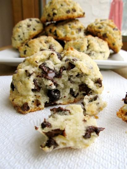 Semisweet Chocolate Chip Scones Tasty Kitchen A Happy Recipe Community