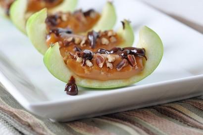 caramel apple slices recipe