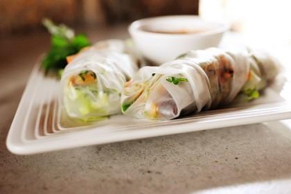 Leftover Turkey Spring Rolls Recipes — Dishmaps