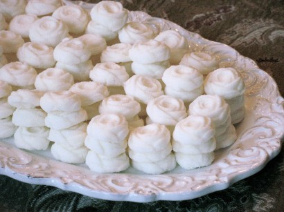 Buttery Cream Cheese Mints | Tasty Kitchen: A Happy Recipe Community!