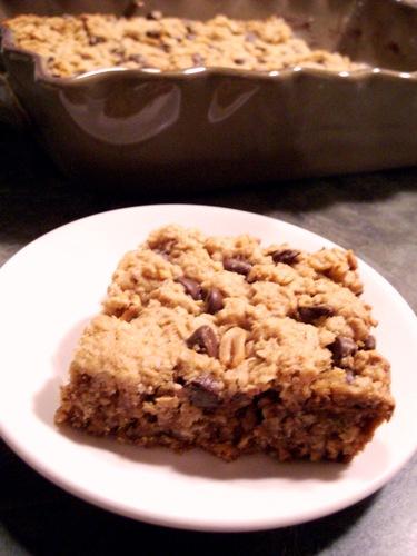 Cakes Etc Oat Bar Recipe