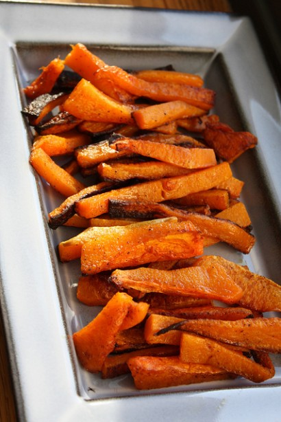 Baked Butternut Squash Fries | Tasty Kitchen: A Happy Recipe Community ...