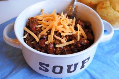 Hearty Beef And Steak Crockpot Chili Tasty Kitchen A Happy Recipe Community