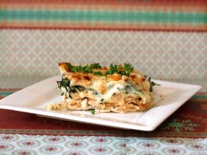 White Cheese & Chicken Lasagna | Tasty Kitchen: A Happy ...