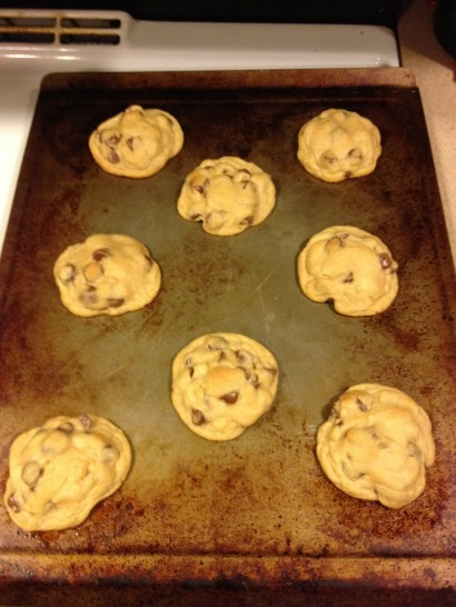 Award Winning Soft Chocolate Chip Cookies | Tasty Kitchen: A Happy ...
