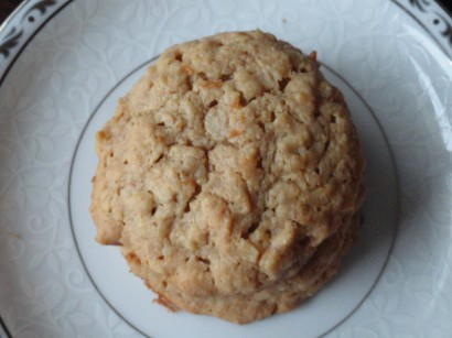 Whole Wheat Peanut Butter Oatmeal With Agave and Flax Cookies | Tasty ...
