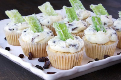 Ants On A Log Cupcakes Tasty Kitchen A Happy Recipe Community