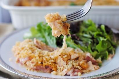 Chicken Cordon Bleu Casserole Tasty Kitchen A Happy Recipe Community