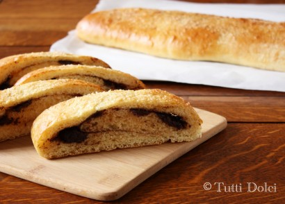Chocolate Irish Cream Babka Tasty Kitchen A Happy