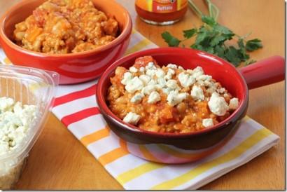 Quick & Healthy Buffalo Chicken Chili | Tasty Kitchen: A Happy Recipe ...